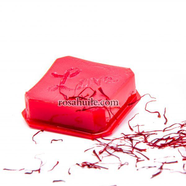 Crema de azafrán contra el herpes