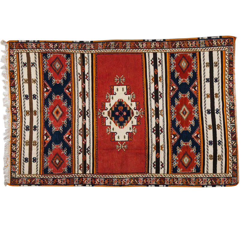 Tapis marocains traditionnels